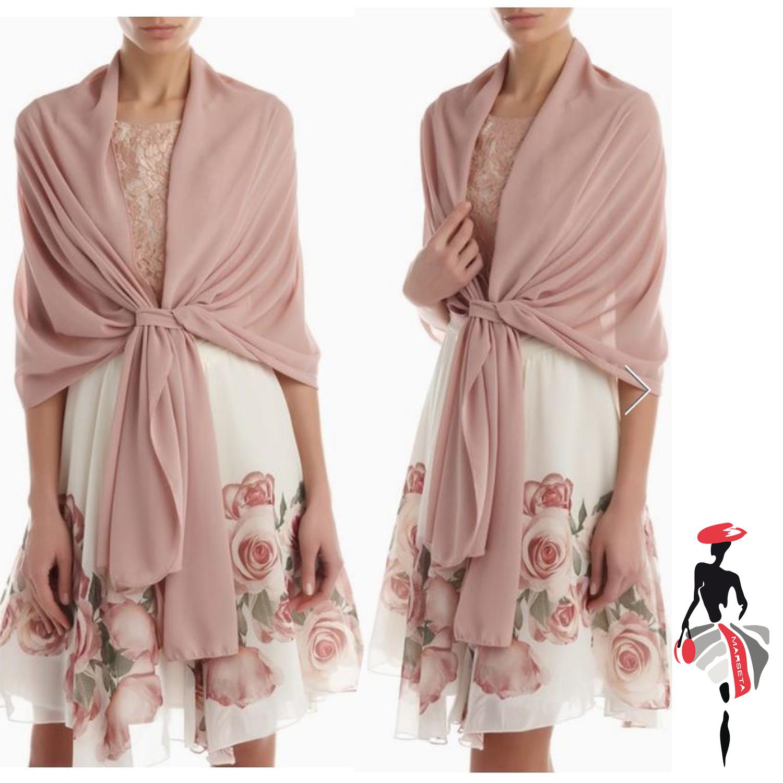 acquisto economico 87b81 06d51 Come coprire le spalle in modo elegante a una cerimonia ...